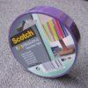 deco tape violet ruban adhesif washi tape