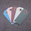 etiquette oeillet rose bordeaux bleu vert