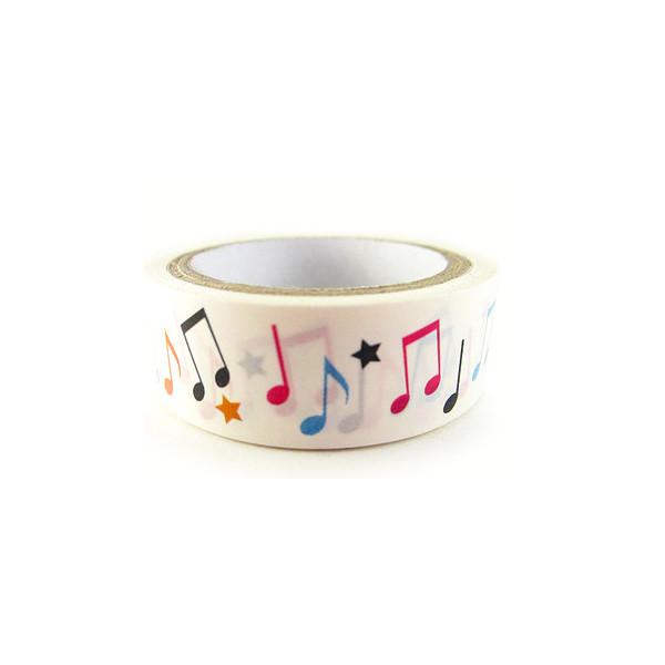 masking tape musique ruban adhésif