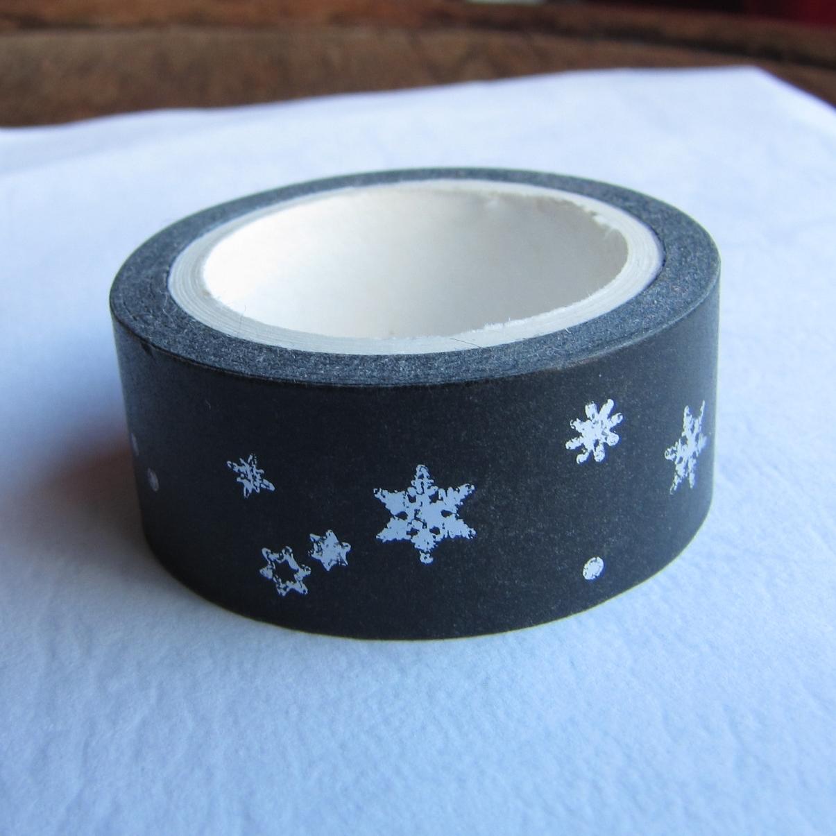masking tape étoile