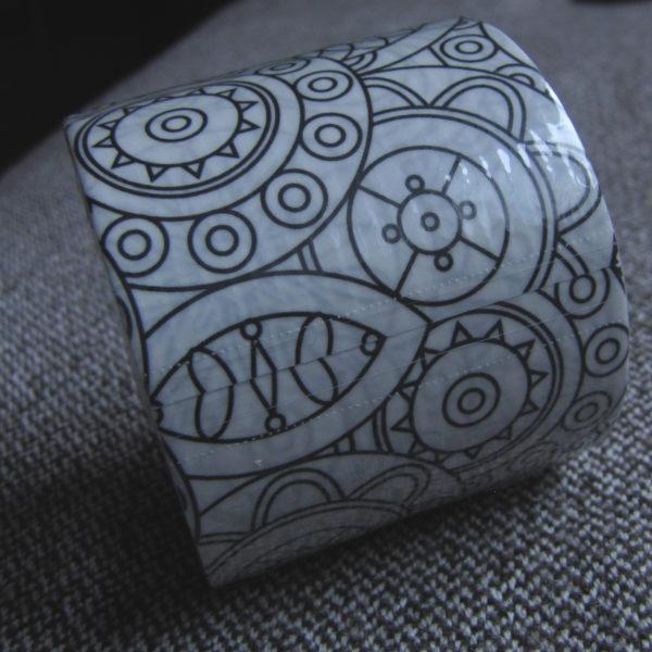 paper tape à colorier ruban adhésif papier
