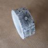 washi tape blanc noir texte anglais