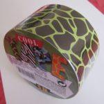 deco tape ruban adhesif jungle vert marron