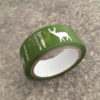 masking tape vert daim renne