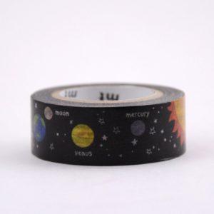 washi tape planetes