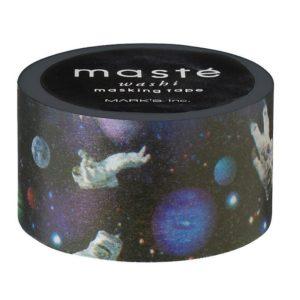 masking tape espace masté