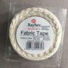 fabric tape dentelle blanc
