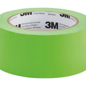 duct tape jaune neon fluo
