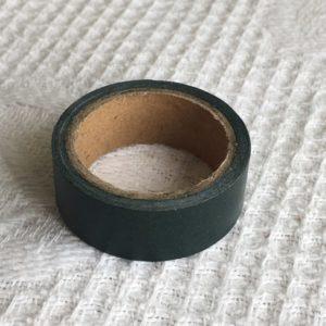 masking tape noir