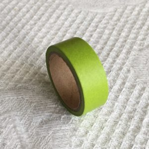 masking tape vert pomme