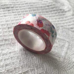 masking tape fruit sucette