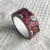 masking tape bisous bouche